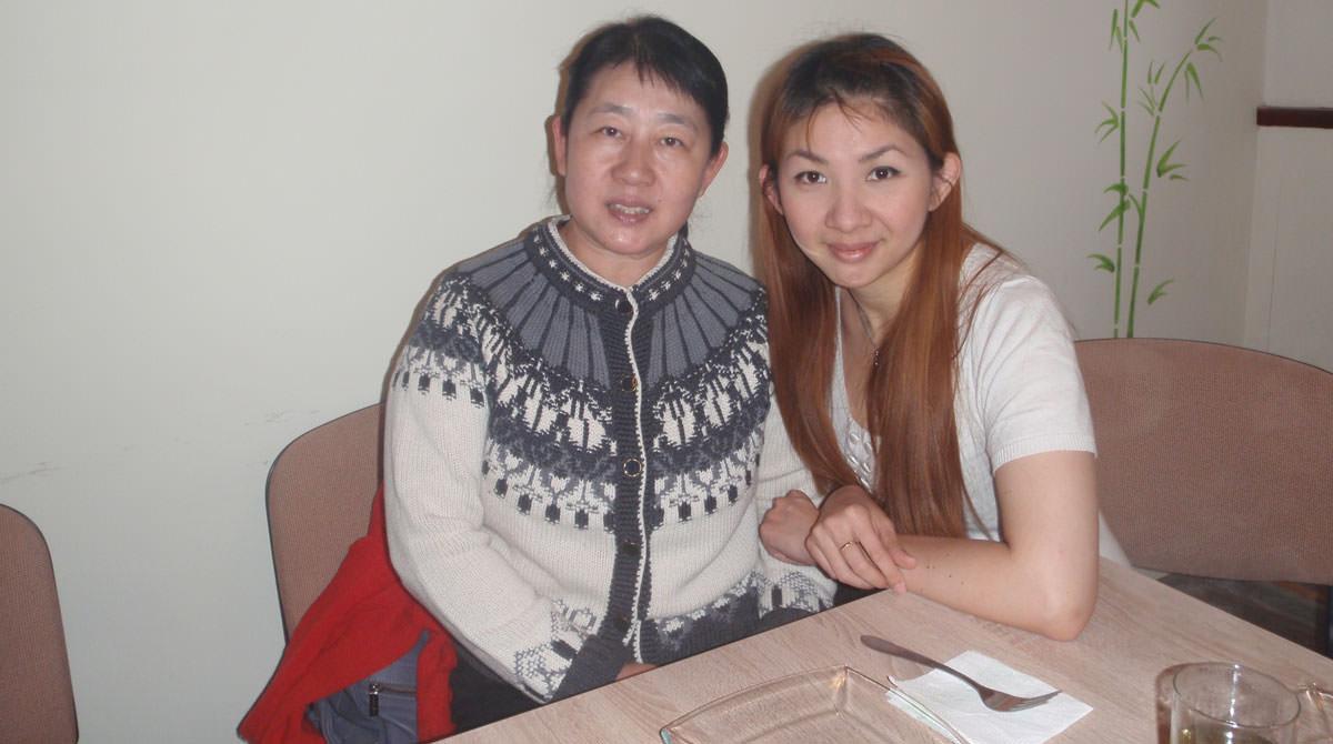 Konsul Generalny Chin w Centrum Panda