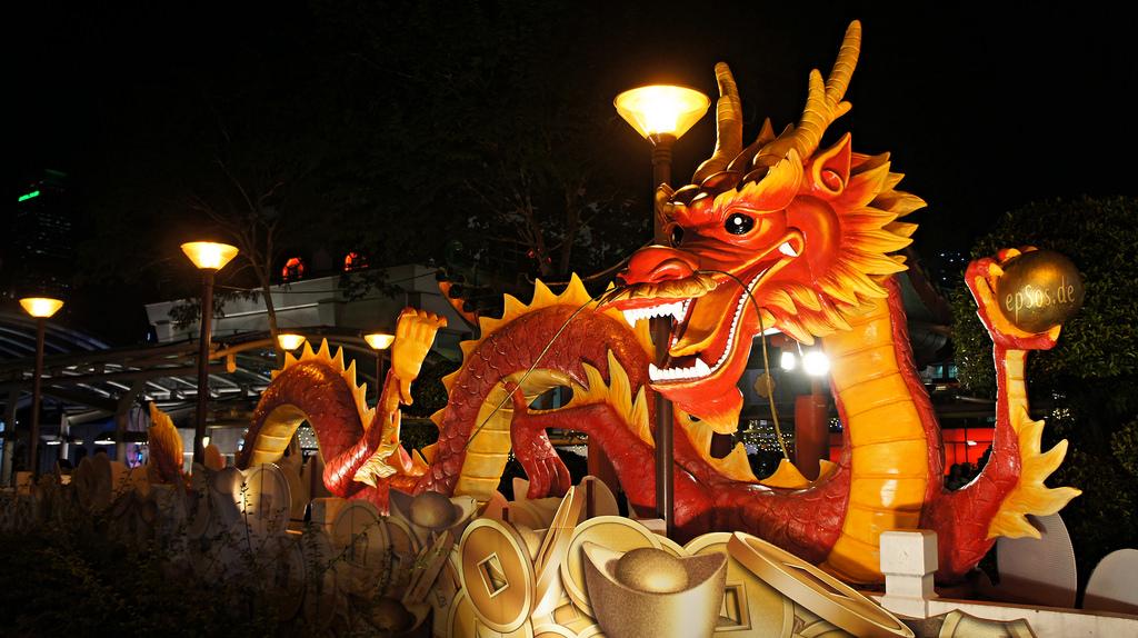 Święto Wiosny, czyli Chiński Nowy Rok