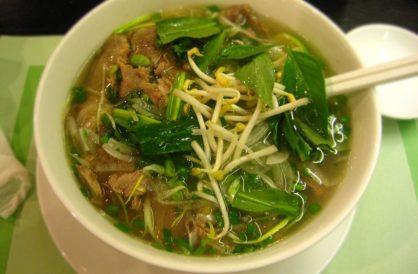Zupa pho. Przepis kuchni azjatyckiej