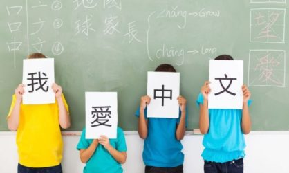 Nabór do grup początkujących języka chińskiego